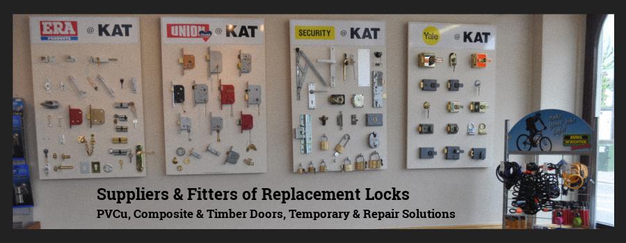 KAT Locksmiths Replacement Lock Services