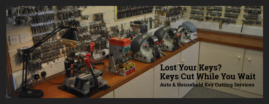 KAT Locksmiths Key Cutting Services